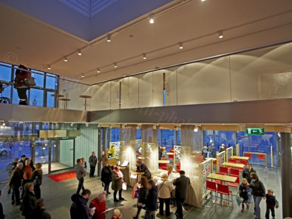 Beacon Arts Centre Main Foyer